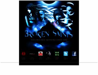 brokensaints.com screenshot