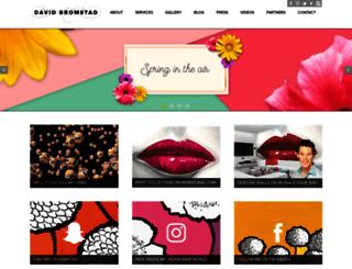 bromstad.com screenshot