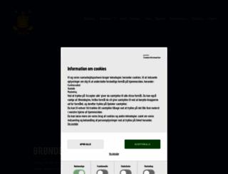 brondby.com screenshot