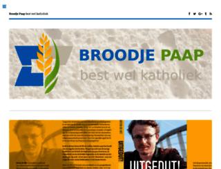 broodjepaap.nl screenshot