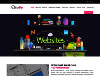 brosistech.com screenshot