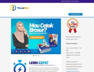 brosurkilat.com screenshot