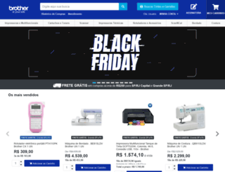 brotherstore.com.br screenshot