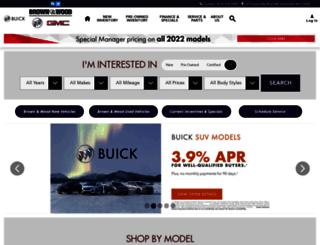 brown-wood.net screenshot