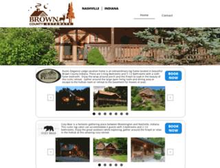browncountygetaways.com screenshot