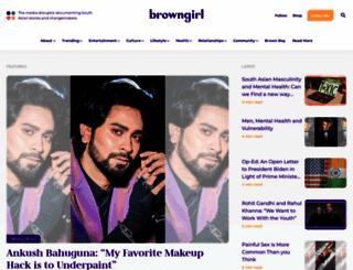browngirlmagazine.com screenshot