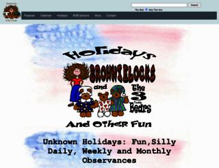 brownielocks.com screenshot