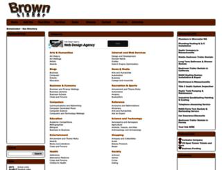 brownlinker.com screenshot