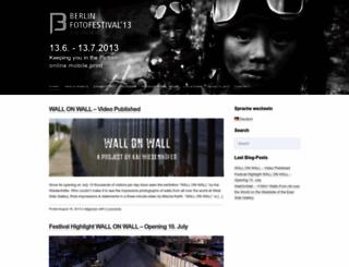 browse-fotofestival.de screenshot