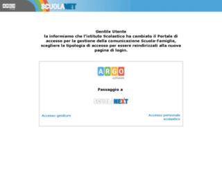 brtf010004.scuolanet.info screenshot