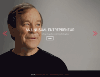bruceperlowin.com screenshot