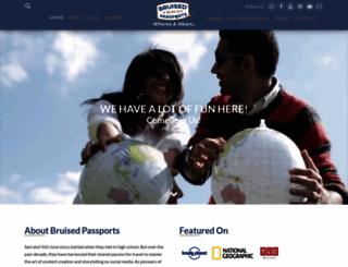 bruisedpassports.com screenshot