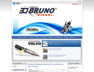 brunodiesel.com screenshot