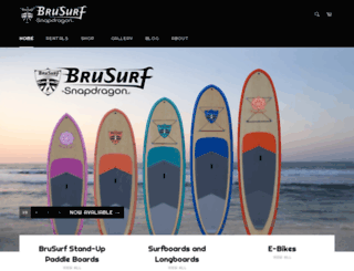 brusurf.com screenshot