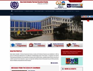 bsates.com screenshot