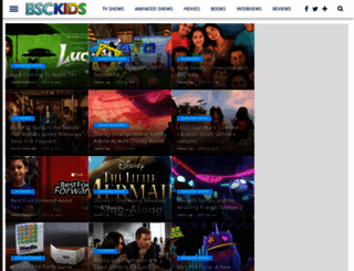 bsckids.com screenshot