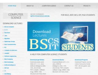 bscshelp.com screenshot