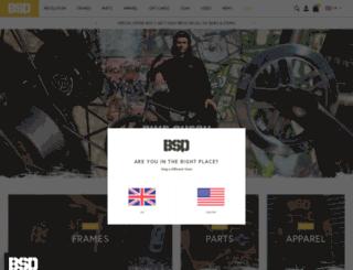 bsdforever.com screenshot
