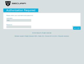 bsimpson.duckdns.org screenshot