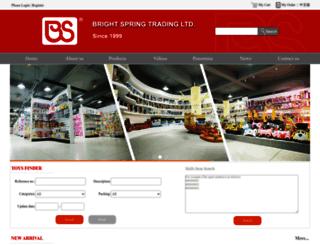 bspringtr.com screenshot