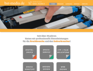 bsr-media.de screenshot
