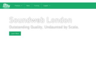 bss.co.uk screenshot