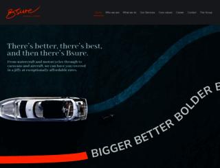 bsureafrica.co.za screenshot