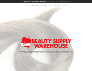 bswsuperstores.com screenshot
