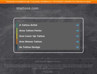 btattoos.com screenshot