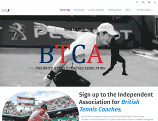 btca.uk.com screenshot