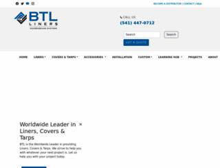btlliners.com screenshot