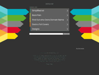 btrib.net screenshot