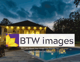 btwimages.com screenshot