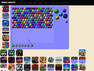 bubbleshooter.net screenshot