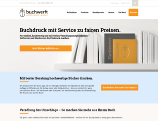 buchwerft.de screenshot