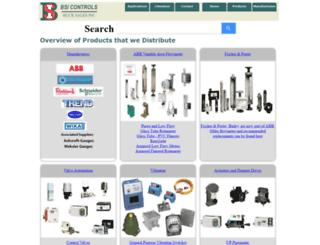 bucksales.com screenshot