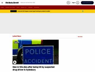 bucksherald.co.uk screenshot