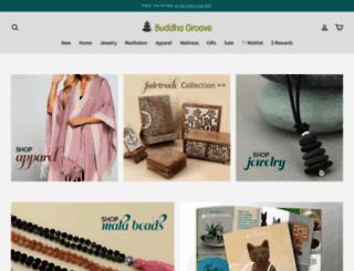 buddhagroove.com screenshot