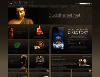 buddhanet.net screenshot