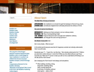 buddhism.org screenshot