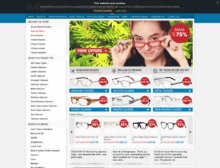 budgetspex.com screenshot