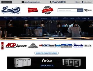budgetsupply.com screenshot