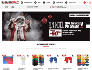 budo-fight.com screenshot