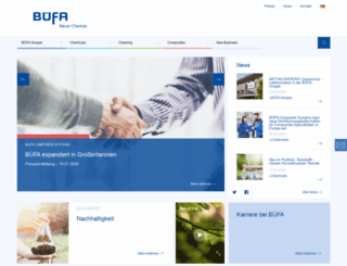 buefa.de screenshot