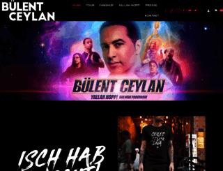 buelent-ceylan.com screenshot