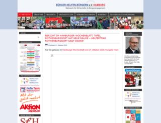 buerger-helfen-buergern.com screenshot