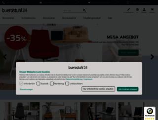 buerostuhl24.com screenshot