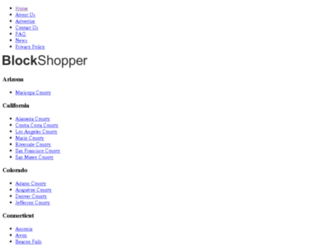 buffalo.blockshopper.com screenshot