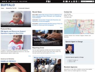 buffalo.fbi.gov screenshot