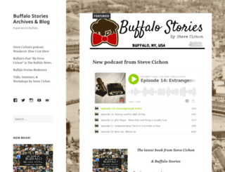 buffalostories.com screenshot